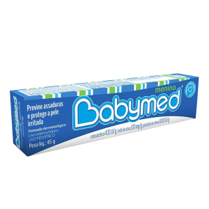 Babymed azul pomada 45g cimed