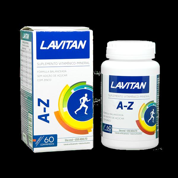 Lavitan A-Z caps cx c/60