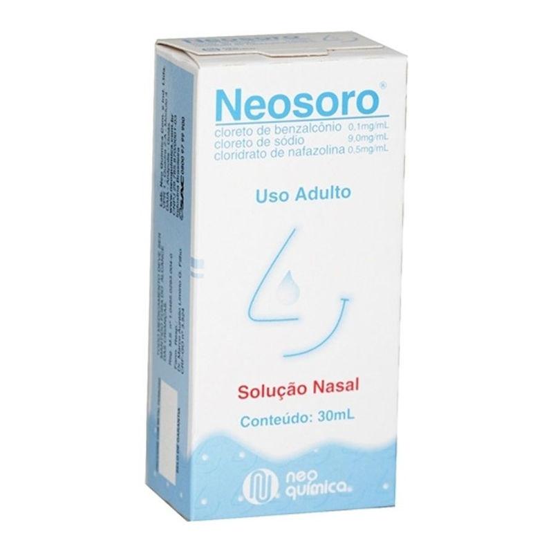 NEOSORO 30ML NEO-QUÍMICA