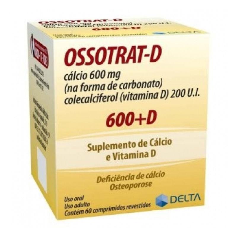 Ossotrat-D 600mg DELTA