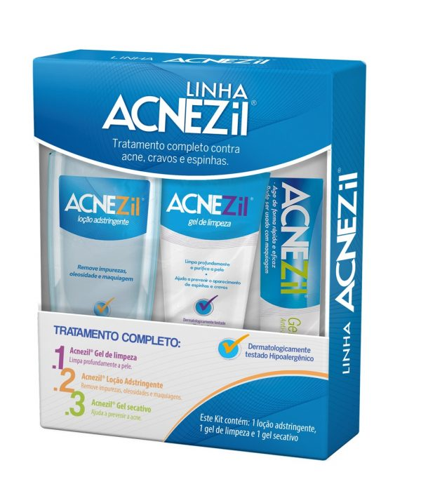 KIT ACNEZIL CIMED