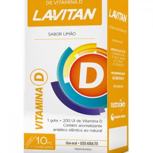 LAVITAN D GTS 10ML