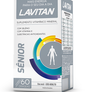 LAVITAN SENIOR FR 60 DRG (CIMED)