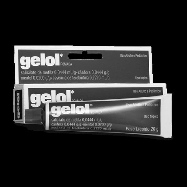 GELOL POM C/ 20 GR