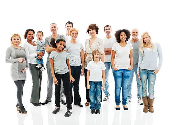 Várias pessoas reunidas | Quais são os diferentes tipos de diabetes?