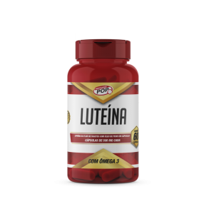Luteína + Ômega 3 caps 500mg cx c/60 POP
