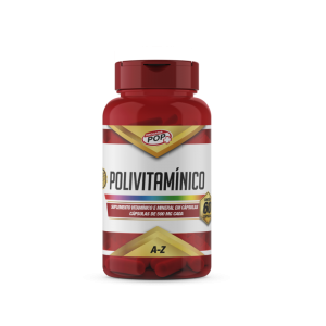 Polivitamínico A-Z caps 1000mg cx c/60 POP
