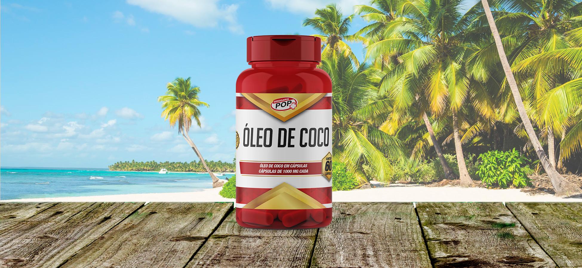 Banner: Óleo de coco