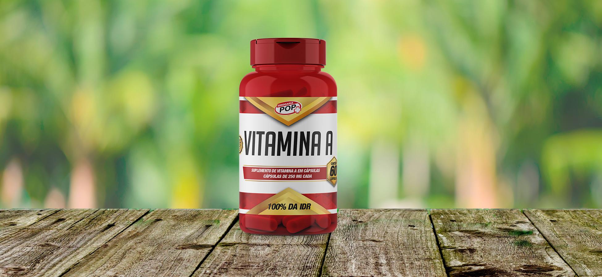 Banner: vitamina A