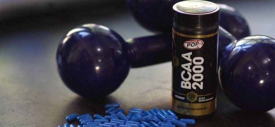 BCAA 2000 é na Drogaria POP