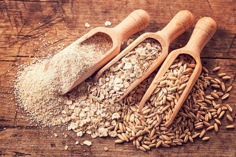 Grãos e sementes ricos em zinco e vitamina E