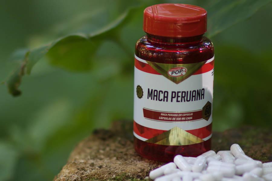 MAca Peruana é na Drogaria POP