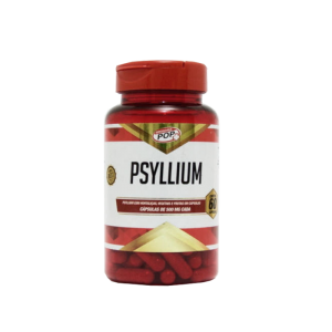 Psyllium + Veg + Frut + Hort c/60caps POP