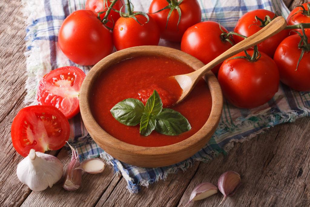 Tomate, fonte de Licopeno