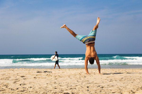 Como saúde e Verão combinam