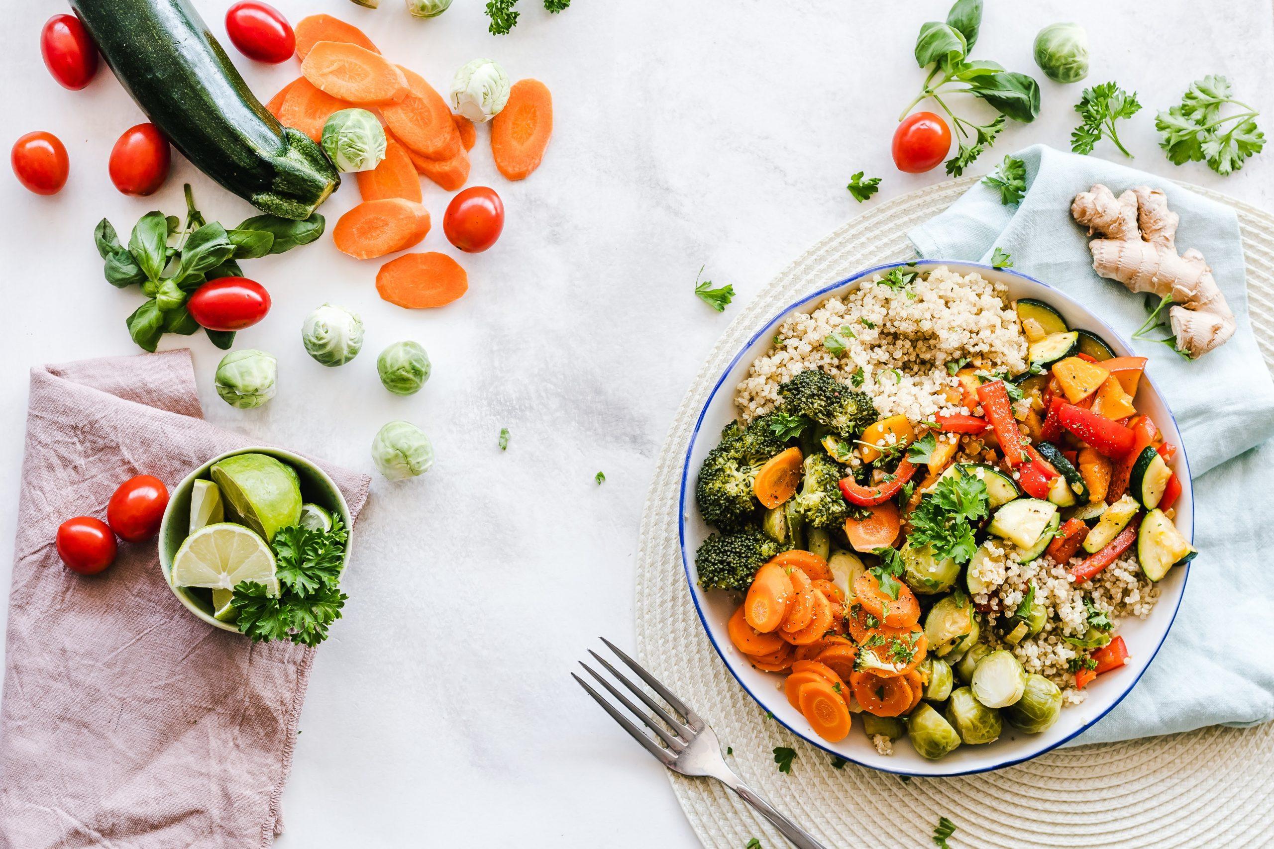 Como uma alimentação saudável pode prevenir doenças?