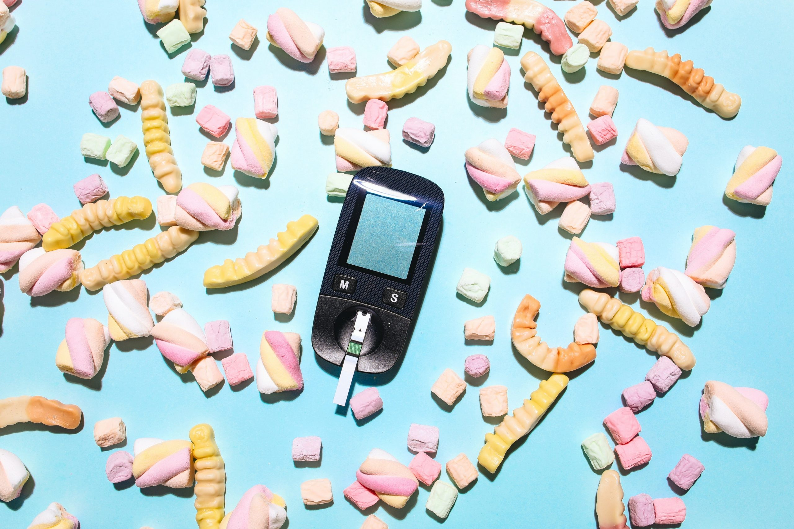 Os malefícios do excesso de açúcar no organismo